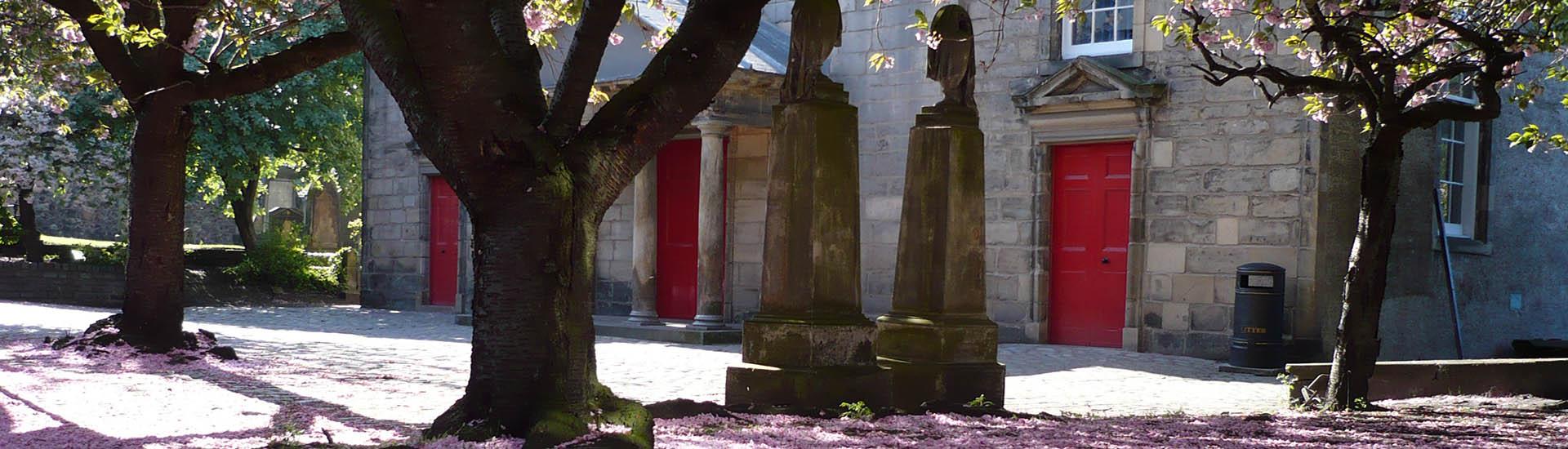 Canongate Kirkyard - Christian Heritage Centre