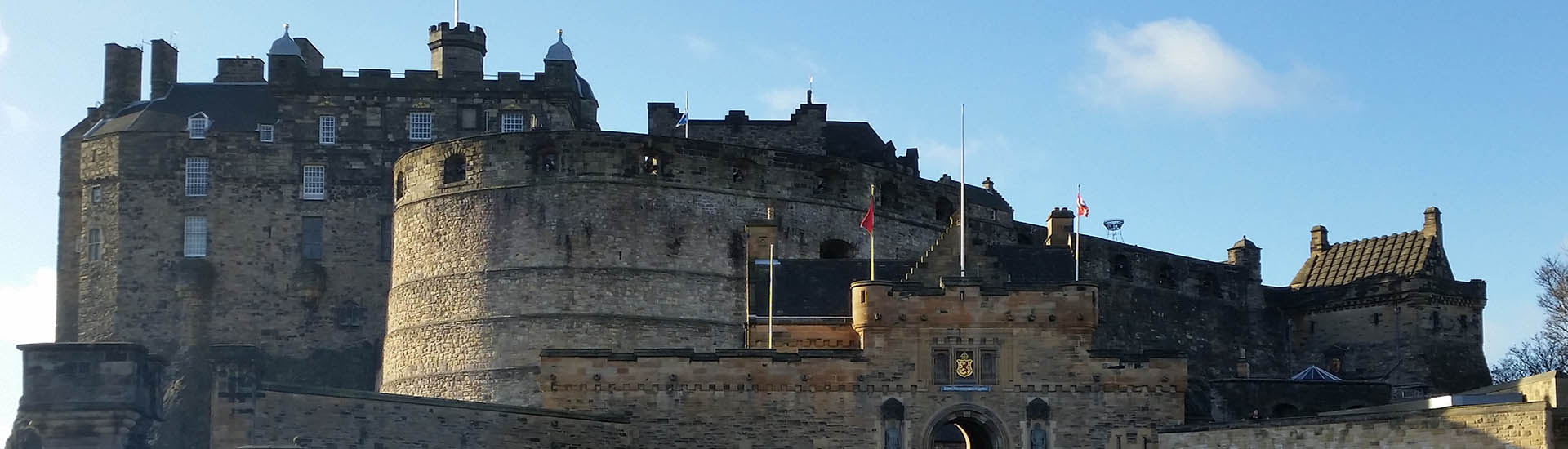 Edinburgh Castle - Christian Heritage Centre