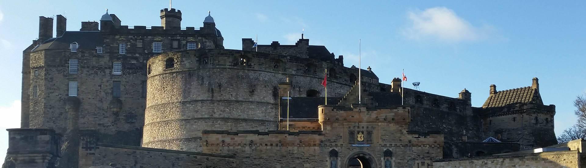 Edinburgh Castle - Christian Heritage Centre